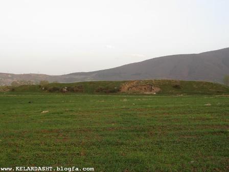 تپه باستانی کلار در کلاردشت