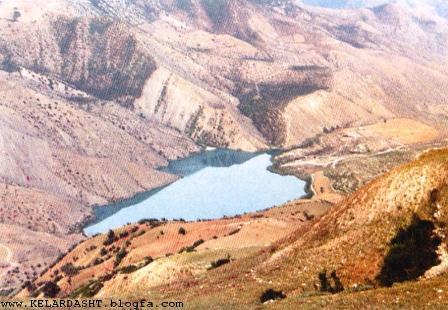دریاچه ولشت در کلاردشت